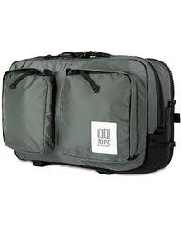 Topo Global Briefcase - Gray