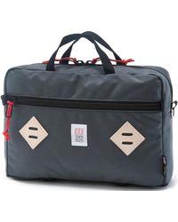 Topo Mountain Briefcase - Black