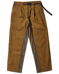 F/CE Stretch Corduroy Easy Pants - Natural