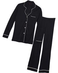 Cosabella - Bella Plus Longsleeve & Pant Pyjama Set - Lyst