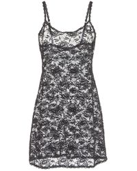 Cosabella Never Say Nevertm Foxie Chemise - Black