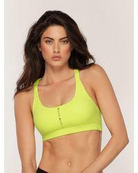 Lorna Jane Triple Threat Sports Bra - Multicolor