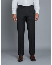 Hawes & Curtis Curtis Twill Extra Slim Fit Suit - Grey