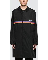 Gcds - Rainbow Raincoat - Lyst