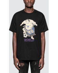#FR2 - Japanese Style Football S/s T-shirt - Lyst