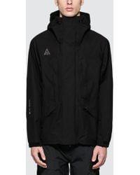Nike Acg Gortex Jacket - Black