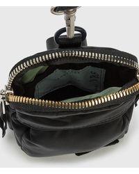 Sacai X Porter Mobile Pouch - Black