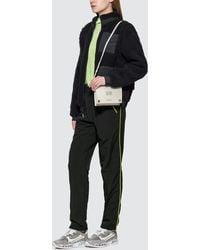Stussy Monty Tissue Mock Neck Top - Green