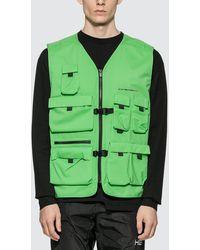 Oakley Outdoor Vest - Green