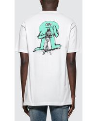 The Quiet Life - Jarvis Camers S/s T-shirt - Lyst