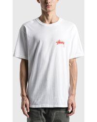 Stussy Maximum Respect T-shirt - White
