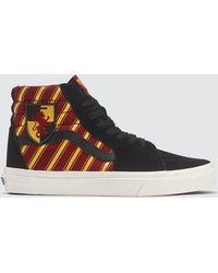 Vans X Harry Potter Gryffindor Sk8-hi Shoes - Multicolor