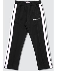 Palm Angels Classic Track Pants (kids) - Black