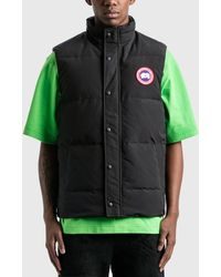 Canada Goose Garson Quilted Gilet - Black