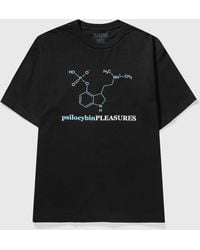 Pleasures Psilocybin T-shirt - Black