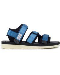 Suicoke Kisee-v Sandals - Blue
