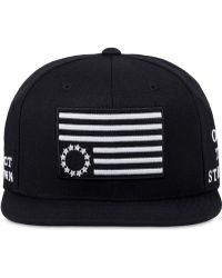 Black Scale - Protect Rebels Snapback Cap - Lyst