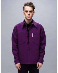 Xander Zhou | Cargo Shirt Jacket | Lyst