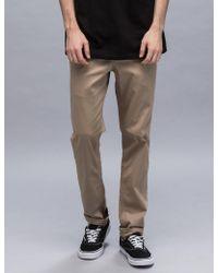 Huf - Fulton Chino Slim Pants - Lyst