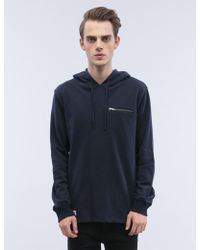 The Quiet Life - On And Off Pullover Hoodie - Lyst