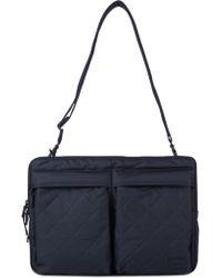 Head Porter - Hexham Document Shoulder Bag - Lyst