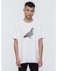 Staple - Concrete Pigeon T-shirt - Lyst
