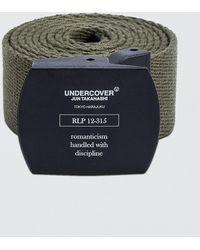 Undercover Gi Belt - Multicolor