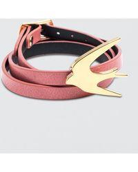 McQ - Swallow Triple Wrap - Lyst