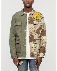 10.Deep Hamilton Stand Woven Shirt