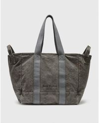 Acne Studios Canvas Webbing Tote Bag - Gray