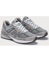 New Balance W990gl5 - Made In The Usa - Grey