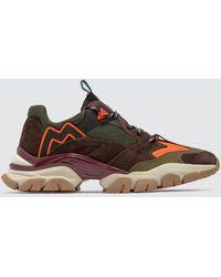 Moncler Leave No Trace Sneaker - Multicolour