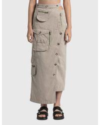 Hyein Seo - Cargo Skirt - Lyst