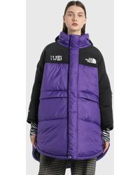 MM6 by Maison Martin Margiela Tnf X Circle Himalayan Parka - Black