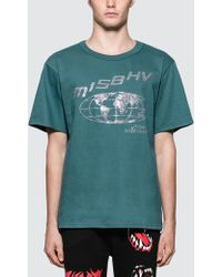MISBHV - Internazionale 2.0 S/s T-shirt - Lyst