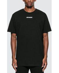 Off-White c/o Virgil Abloh Marker Arrows Slim-fit T-shirt - Black