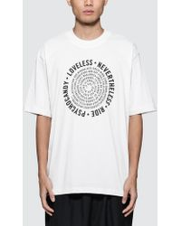 Wasted Paris - Tribute T-shirt - Lyst