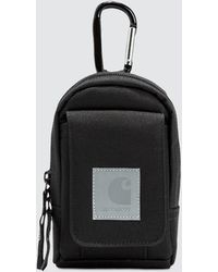 Carhartt WIP Reflective Small Bag - Black