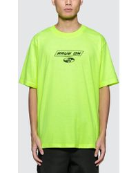 Wasted Paris - Rave On T-shirt - Lyst
