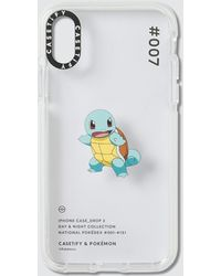 Casetify Squirtle 007 Pokédex Day Iphone X/xs Case - White