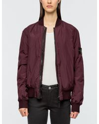 Stone Island Jacket - Purple