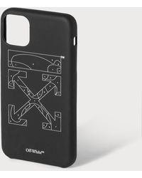 Off-White c/o Virgil Abloh Puzzle Iphone 11 Pro Max - Black