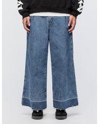 Sasquatchfabrix - Baggy Denim Jeans - Lyst