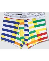 CALVIN KLEIN 205W39NYC - Modern Cotton Stretch Lte Trunk - Lyst