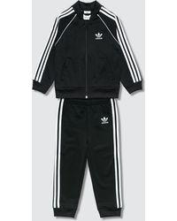 adidas Originals Superstar Track Suit - Black