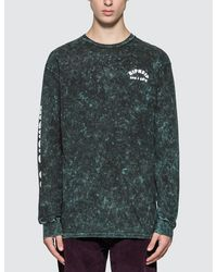 RIPNDIP Spa Day Long Sleeve T-shirt - Gray