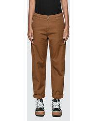 Carhartt WIP Pierce Pants - Brown