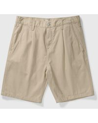 Carhartt WIP Abbott Shorts - White