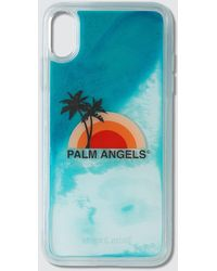 Palm Angels Sunset Iphone Case Xs - White