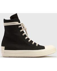 Rick Owens Drkshdw Scarpe Sneaker - Black
